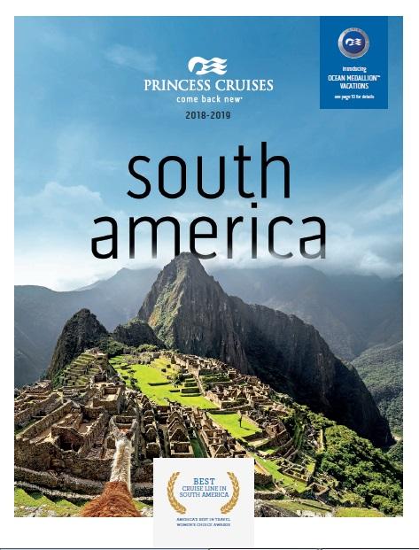 Princess Cruises: South America 2018