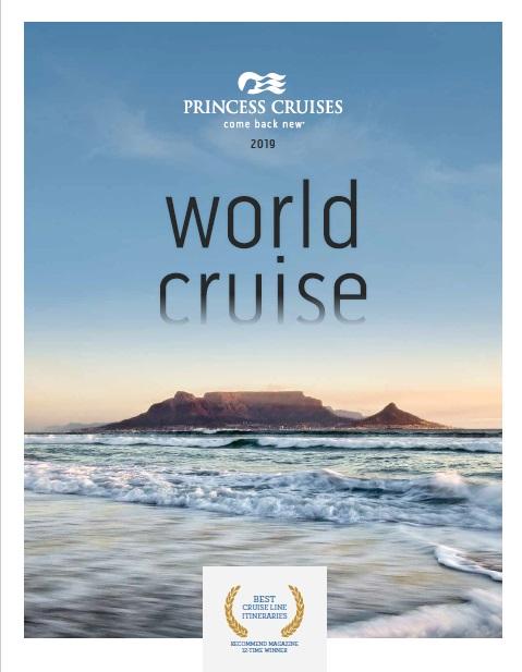 Princess Cruises: World Cruise 2019