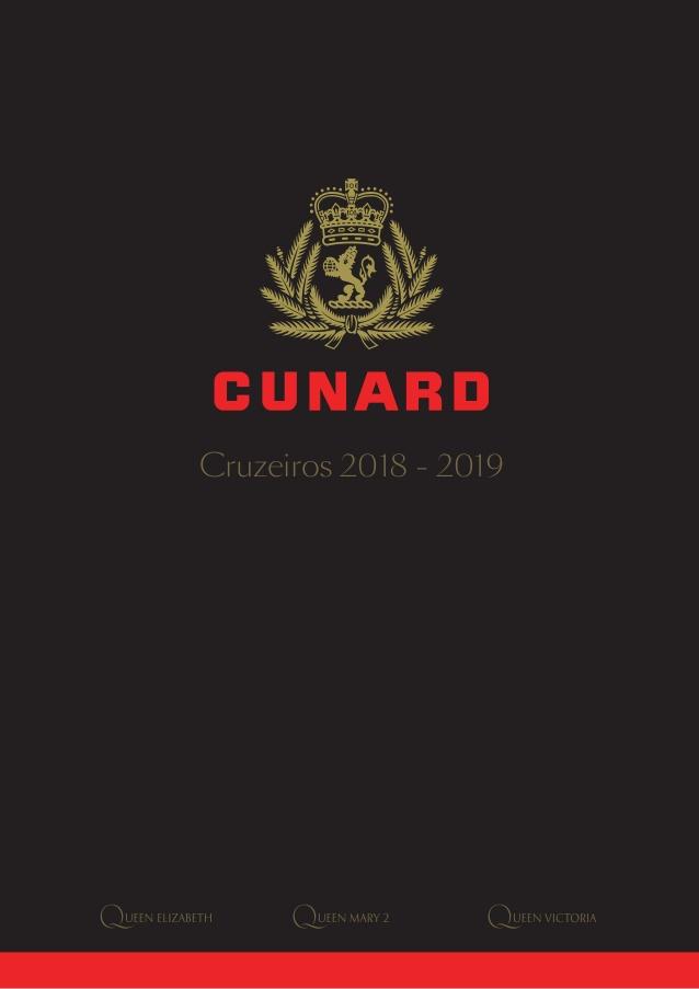 Brochura Cunard Line
