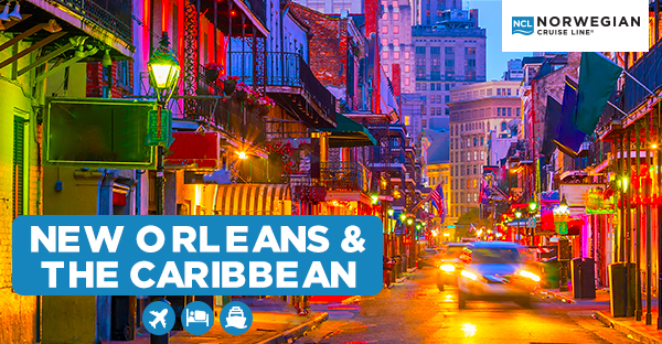 NEW ORLEANS AND THE CARIBBEAN