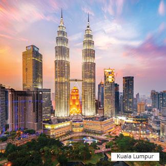 World Cruise Kuala Lumpur