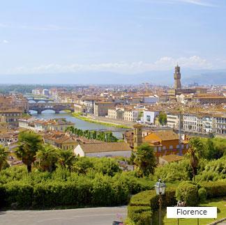 Destination Florence