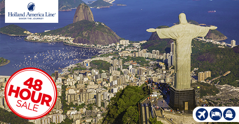 CARIBBEAN, RIO CARNIVAL & THE AMAZON