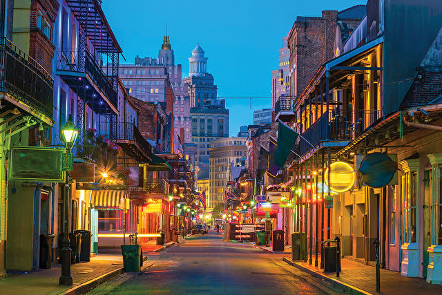 New Orleans Stay & Caribbean Dreams Cruise